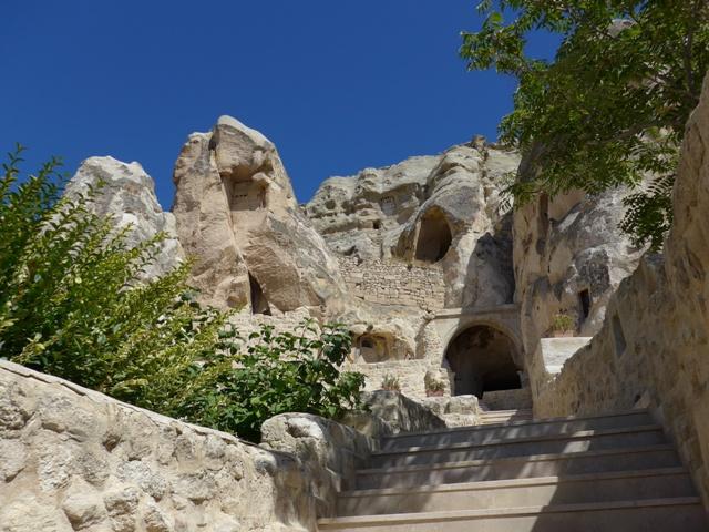 カッパドキアへ行く。② ~絶景洞窟ホテルの話~_f0232060_1319391.jpg