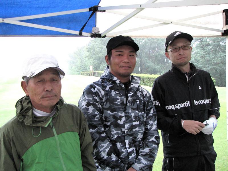2014年度クラブ選手権予選1日目_f0096067_1656123.jpg