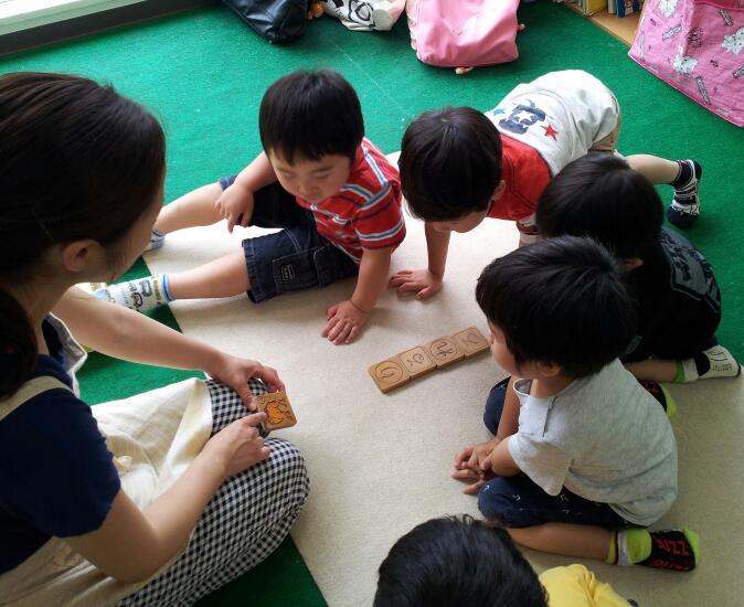 幼稚園クラス【年少さんの様子です】_a0318871_17140405.jpg