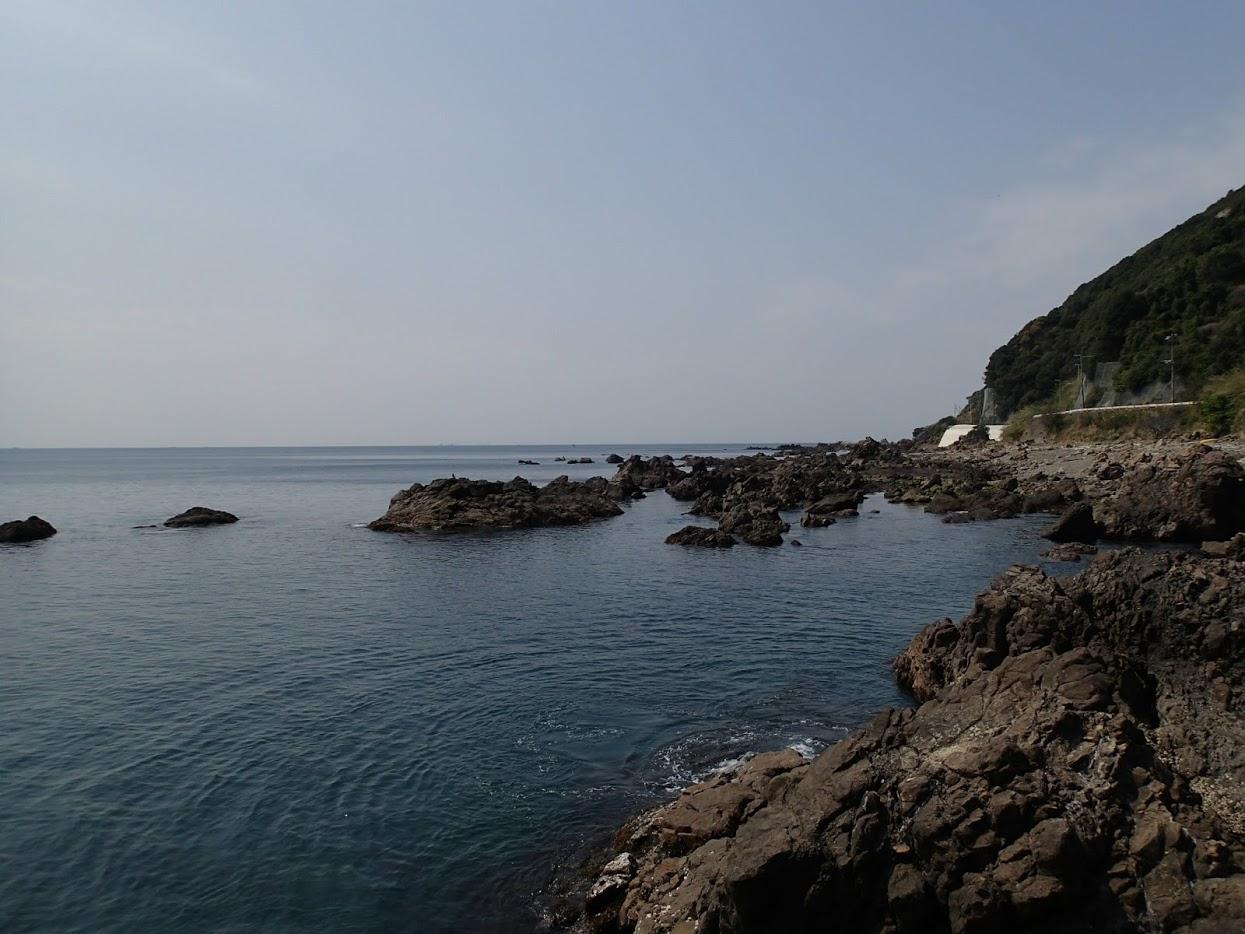 鶯鳴く磯(和歌山県美浜町) : 第3の釣り