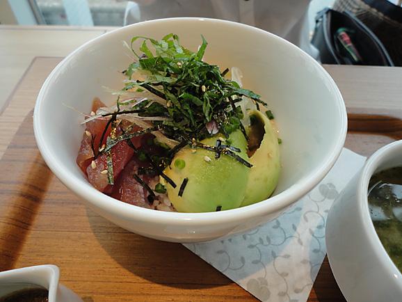nana\'s green teaでランチ_e0230011_1743591.jpg