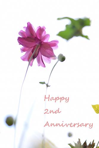 10月6日。2周年記念日。_a0292724_09225421.jpg