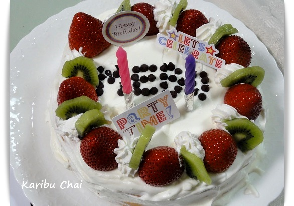 Happy Birthday to you~♪_c0079828_17333255.jpg