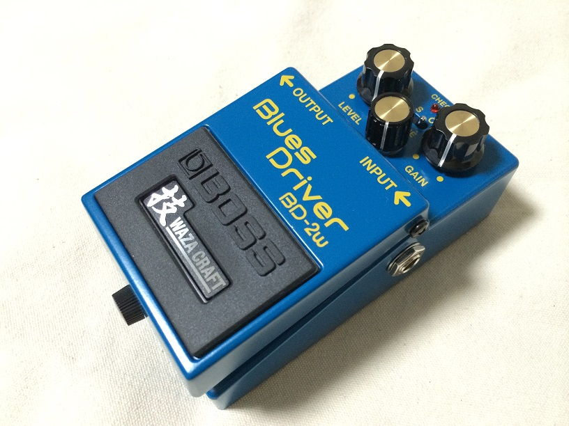 "BOSS""BD-2W Blues Driver""_e0052576_01061116.jpg"