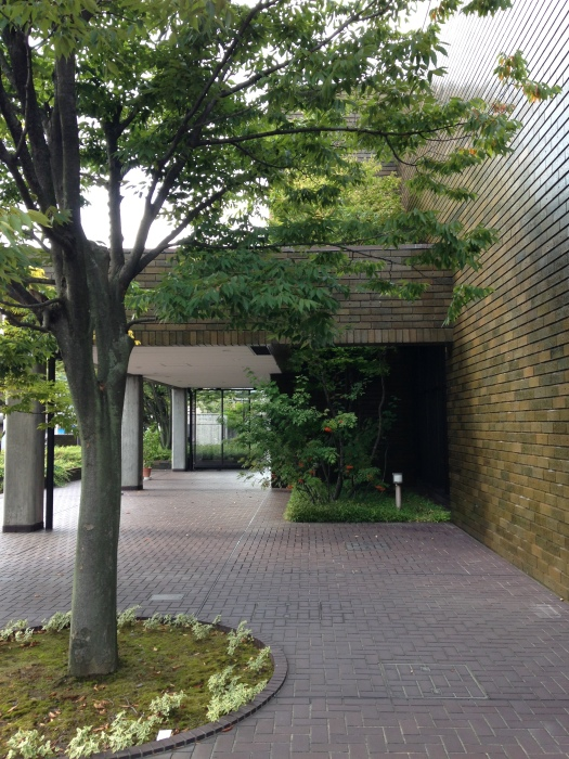 新潟市美術館 新潟出身の建築家、前川國男さん_b0349892_11185826.jpg