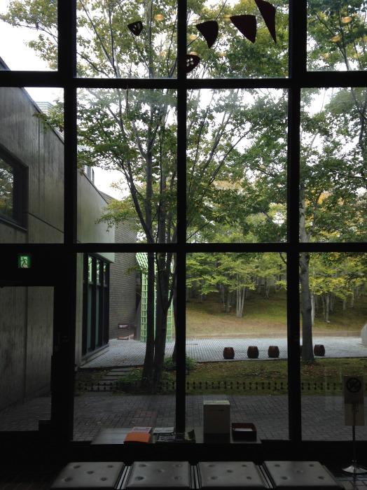 新潟市美術館 新潟出身の建築家、前川國男さん_b0349892_11235866.jpg
