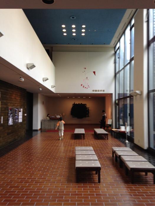 新潟市美術館 新潟出身の建築家、前川國男さん_b0349892_11242741.jpg