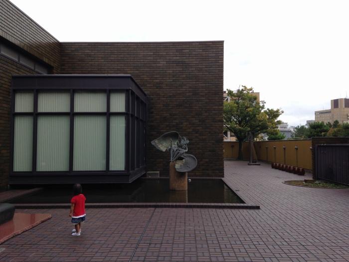 新潟市美術館 新潟出身の建築家、前川國男さん_b0349892_11244554.jpg
