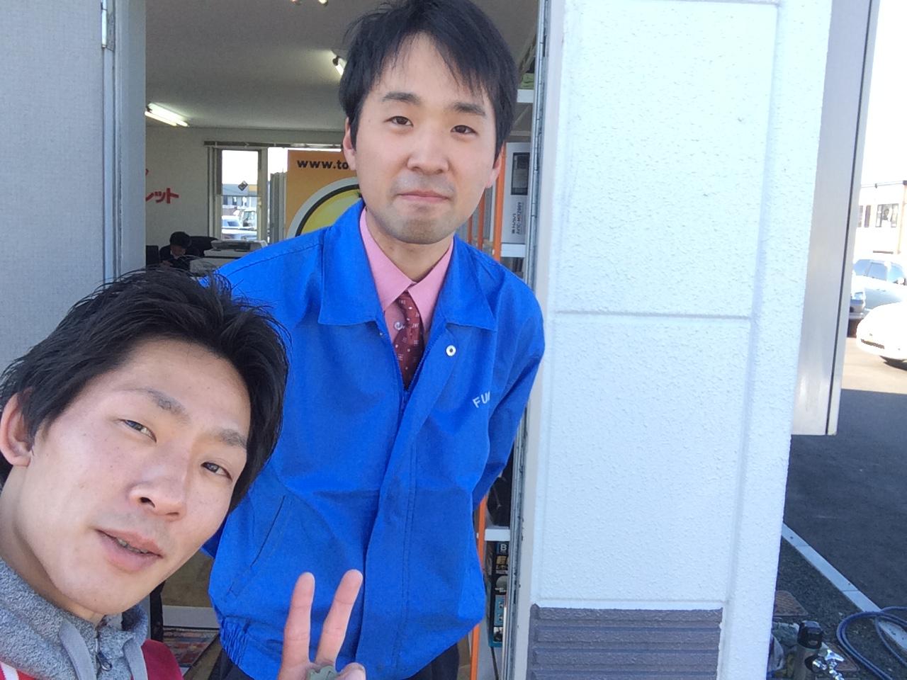 10月7日(火)W様ライフダンク納車☆103円カー☆軽自動車♪_b0127002_1927245.jpg