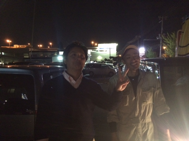 10月7日(火)W様ライフダンク納車☆103円カー☆軽自動車♪_b0127002_19343964.jpg