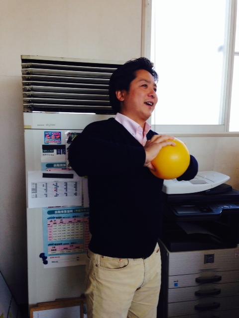 10月7日 火曜日 店長のニコニコブログ!_b0127002_21192575.jpg
