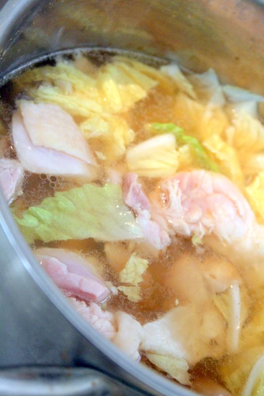 鶏と白菜の具沢山スープ♪_f0141419_07522587.jpg