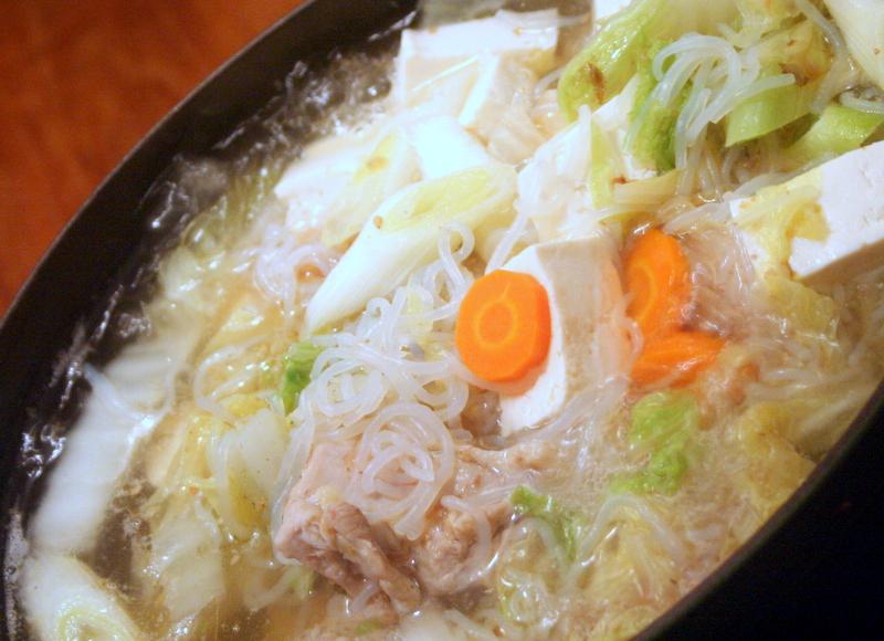 鶏と白菜の具沢山スープ♪_f0141419_07523468.jpg