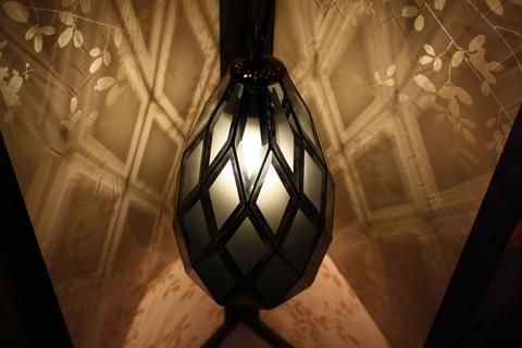 工房「KAZ」  ステンドグラスの灯り  _a0260022_1558513.jpg