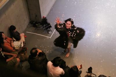 マドモアゼル・シネマ『赤い花・白い花、それから』の東京公演終わる_d0178431_14395899.jpg