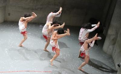 マドモアゼル・シネマ『赤い花・白い花、それから』の東京公演終わる_d0178431_14432779.jpg