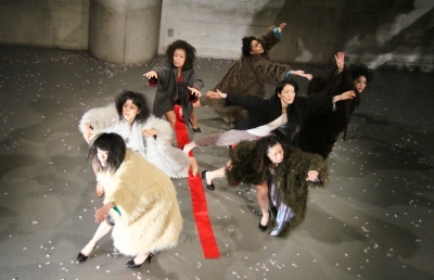 マドモアゼル・シネマ『赤い花・白い花、それから』の東京公演終わる_d0178431_14460351.jpg