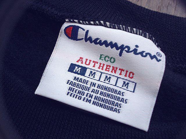 """NEW : Champion Sweat \""""BROOKLYN\"""" &\""""MICHIGAN \"""" !!_a0132147_1245219.jpg"""