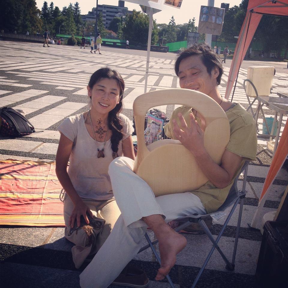 ヘナ写真など~:楽しかった「そらまつり@駒沢公園」♪_f0310448_10451869.jpg