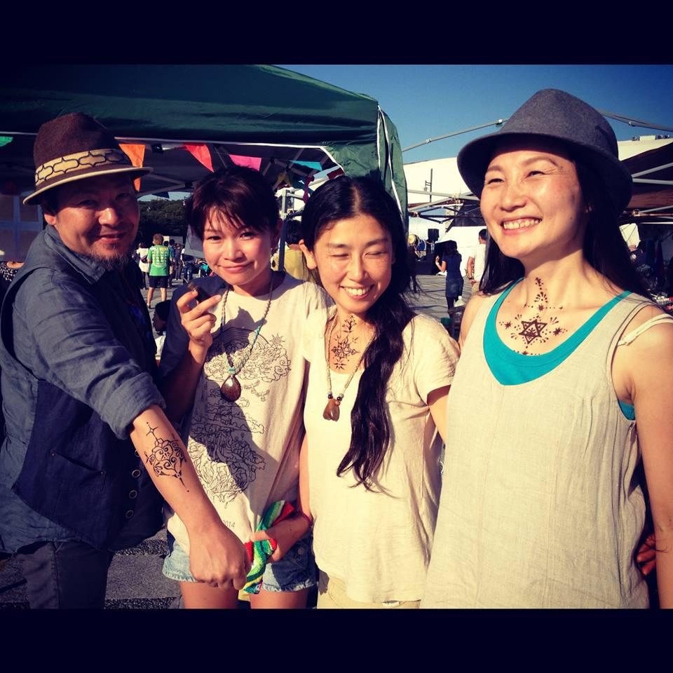 ヘナ写真など~:楽しかった「そらまつり@駒沢公園」♪_f0310448_10464470.jpg