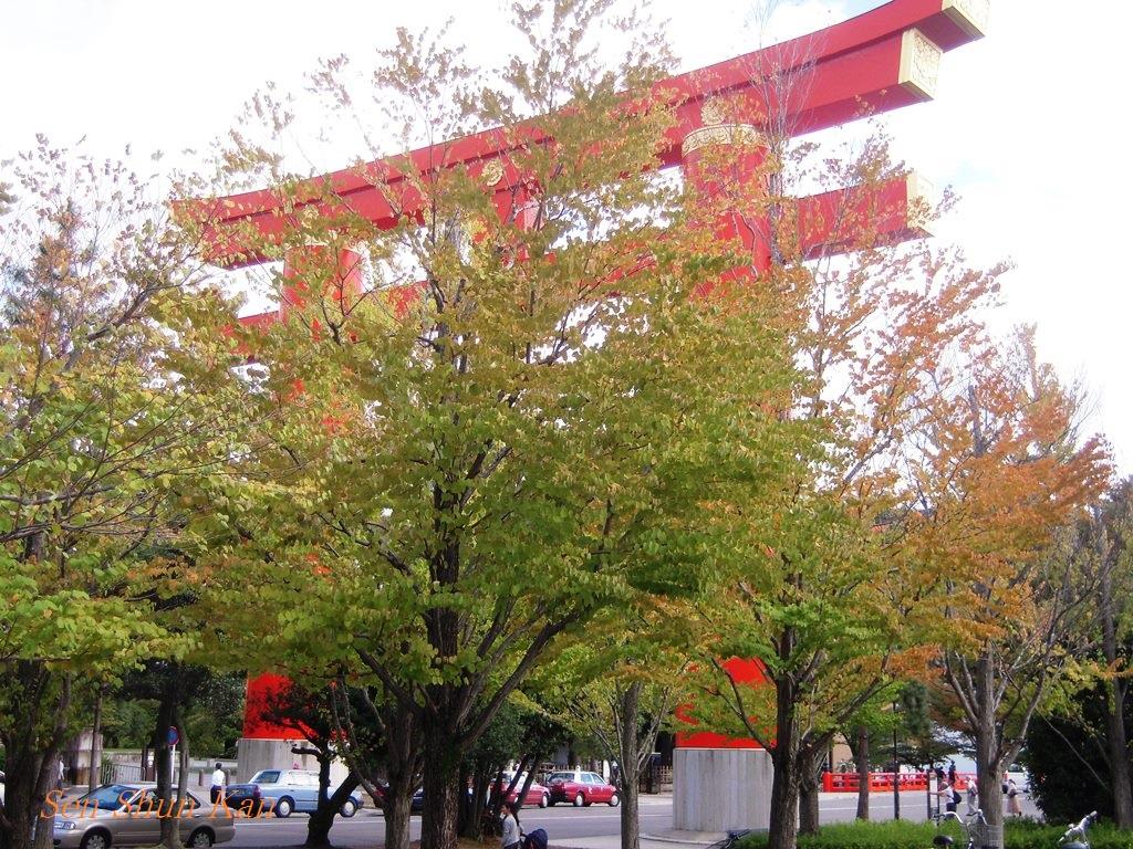 美術の秋(岡崎公園界隈) 2014年10月7日_a0164068_14195166.jpg