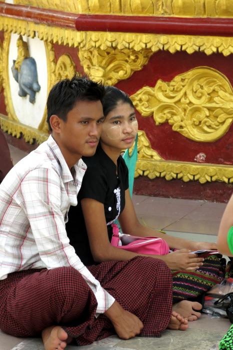 ミャンマーの人々02・・・白髭_d0138130_17242043.jpg