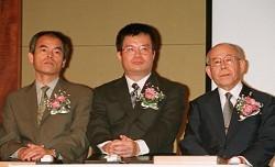 日本人3氏のノーベル賞受賞とヘリコニア_c0011649_1225338.jpg