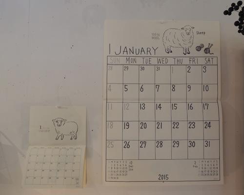 来年の準備、まずはカレンダーから_c0156749_17444374.jpg