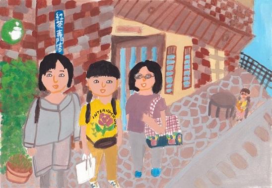 広島・山口旅絵日記(2)_d0259392_1822914.jpg