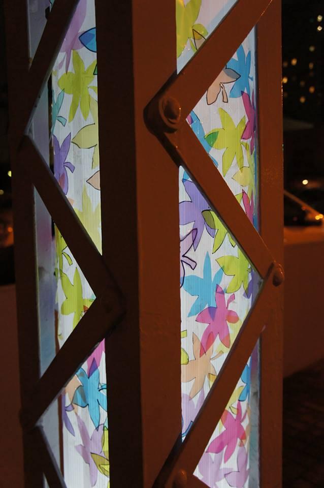 鉄灯籠〜色と光のハーモニー3_c0052304_23485095.jpg