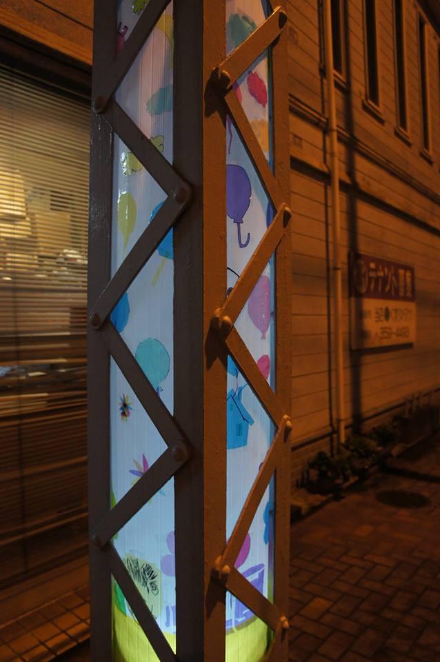 鉄灯籠〜色と光のハーモニー3_c0052304_23485918.jpg