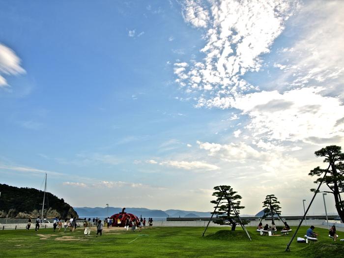 直島 つづき❷_f0315034_16381209.jpg