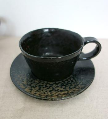 Bizen CAFE 3〜今回は黒と白の世界_a0017350_02474933.jpg