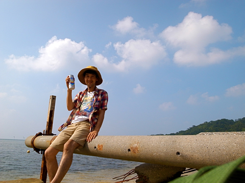 2014年9月『イリオモテヤマネコを手なずけよの旅』【2】_e0071652_1224735.jpg
