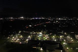 「夜景を見に行かNight」/「クロスランドタワー」_c0208355_11442379.jpg