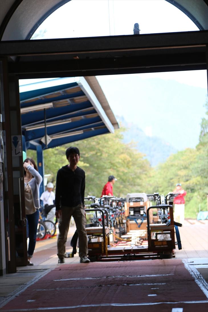自転車の 神岡 自転車 線路 : 神岡駅 ~飛騨市神岡 ...