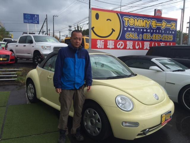 10/10(金)店長のニコニコブログ~ランクル アルファード ハマー_b0127002_2231248.jpg