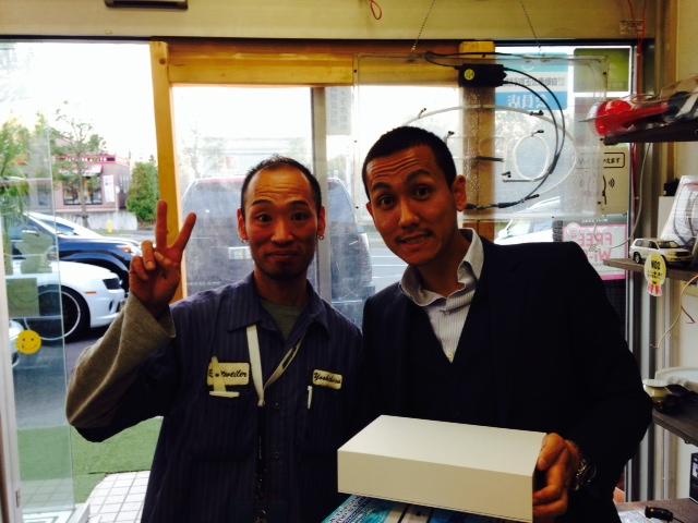 10/10(金)店長のニコニコブログ~ランクル アルファード ハマー_b0127002_22341011.jpg