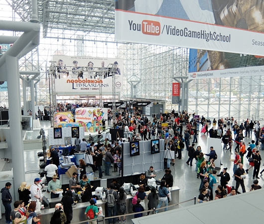 NYコミック・コン 2014(New York Comic Con)初日レポート_b0007805_21384834.jpg