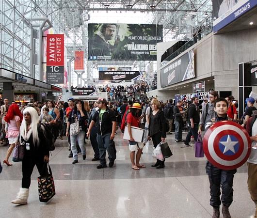 NYコミック・コン 2014(New York Comic Con)初日レポート_b0007805_21385987.jpg