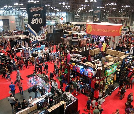 NYコミック・コン 2014(New York Comic Con)初日レポート_b0007805_21392176.jpg