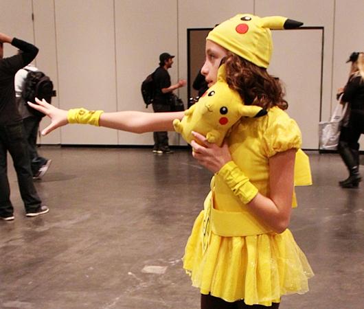 NYコミック・コン 2014(New York Comic Con)初日レポート_b0007805_2142107.jpg