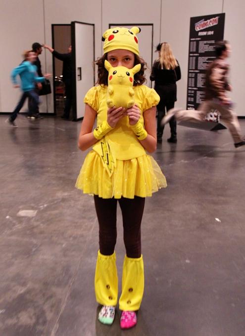 NYコミック・コン 2014(New York Comic Con)初日レポート_b0007805_21422087.jpg
