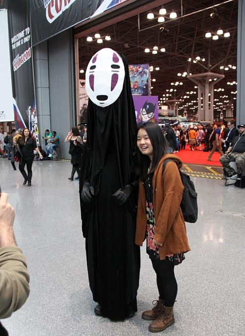 NYコミック・コン 2014(New York Comic Con)初日レポート_b0007805_21442768.jpg