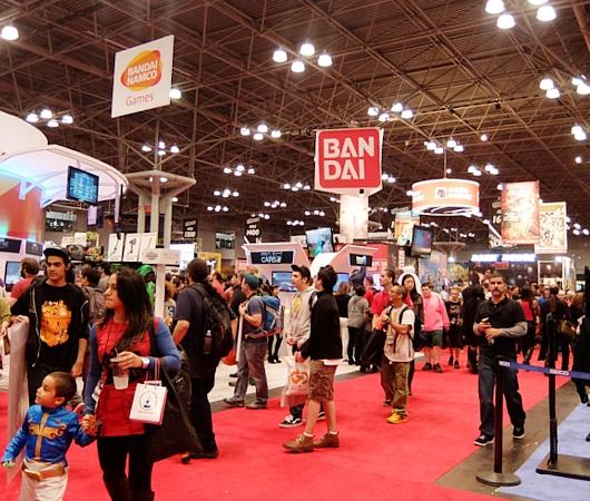 NYコミック・コン 2014(New York Comic Con)初日レポート_b0007805_21533399.jpg