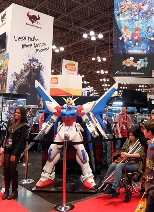 NYコミック・コン 2014(New York Comic Con)初日レポート_b0007805_222332.jpg
