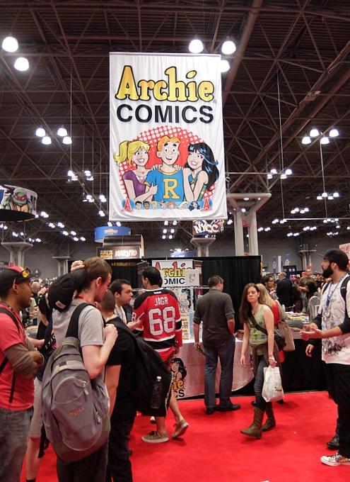 NYコミック・コン 2014(New York Comic Con)初日レポート_b0007805_2225757.jpg