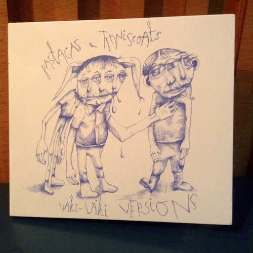 PASTACAS & TENNISCOATS / Yaki-Läki Versions 入荷しました_e0120930_19303962.jpg