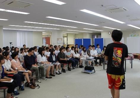 JICA新潟デスクの本田龍輔さんに協力隊体験談をワークショップ形式で行っていただきました。_c0167632_13391558.jpg