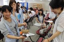JICA新潟デスクの本田龍輔さんに協力隊体験談をワークショップ形式で行っていただきました。_c0167632_1340789.jpg